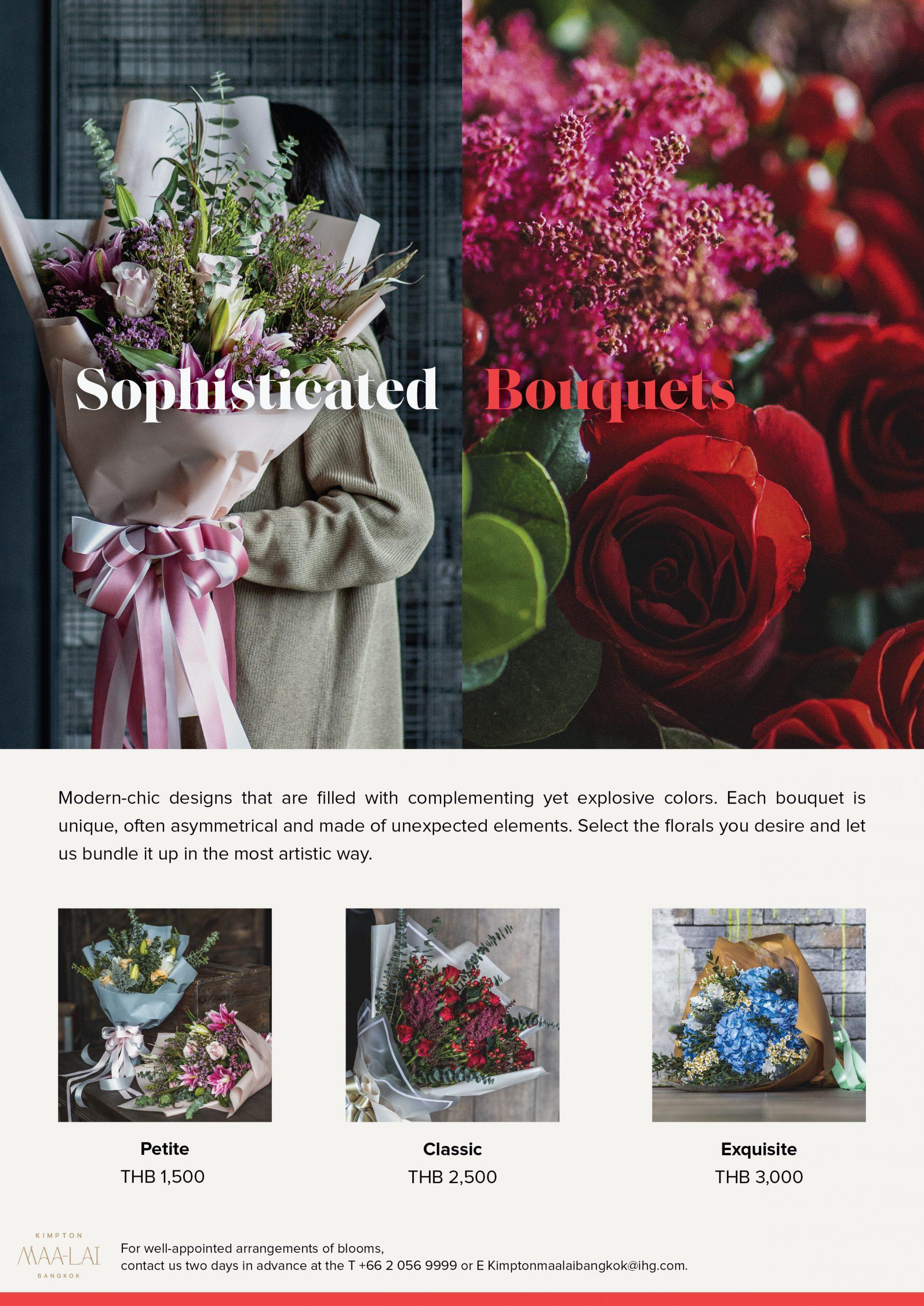 Flower Shop Kimpton Maa-Lai Bangkok