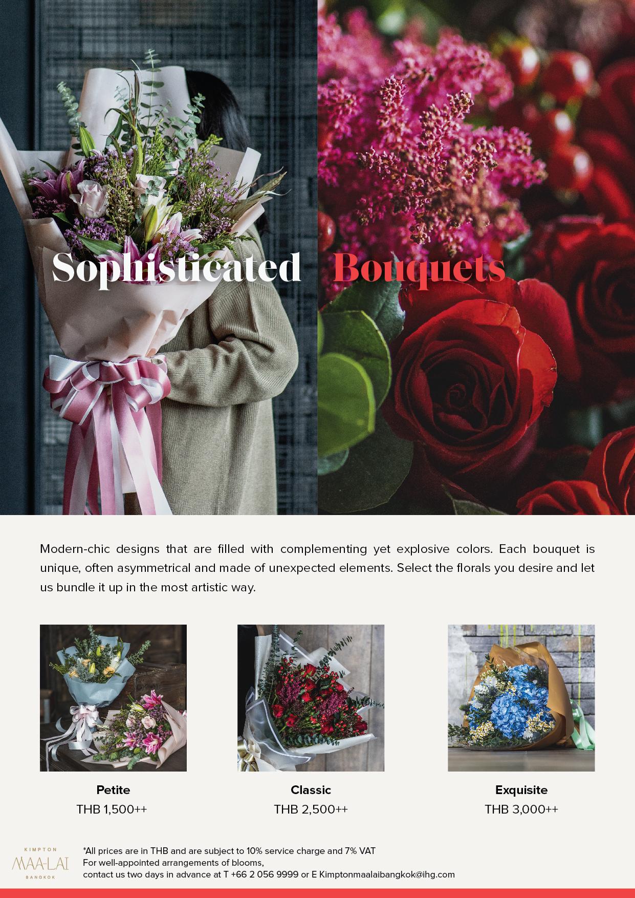 Flower Shop at Kimpton Maa-Lai Bangkok